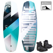 PACK WAKEBOARD LIQUID FORCE OMEGA GRIND + RONIX DIVIDE 2017