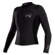 TOP ONEILL THERMO-X CREW FEMME LS