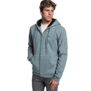 SWEAT ZIPPE QUIKSILVER EVERYDAY TAPESTRY HEATHER