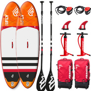 PACK SUP GONFLABLE FANATIC FLY AIR PREMIUM 10.4 2018 + FANATIC FLY AIR PREMIUM 9.8 2018