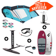PACK WINGSURF DUOTONE WING + FANATIC SKY SUP + FANATIC AERO 2000