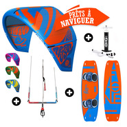 PACK KITESURF F-ONE TRUST + NEXT 2016