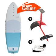 PACK SURF FOIL TAKUMA DBS 2017 + FOIL TAKUMA V100