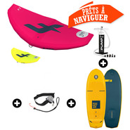 PACK WINGSURF F-ONE SWING + F-ONE ROCKET SURF AIR 2020