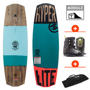 PACK WAKEBOARD HYPERLITE PBJ 2018 + REMIX