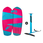 PACK DE KITEFOIL PLANCHE F-ONE TS 130 + FOIL FREERIDE IC6 V2