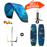 PACK KITESURF CABRINHA SWITCHBLADE + F-ONE UNIK 2018
