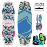 PACK WAKEBOARD LIQUID FORCE ANGEL 2019 + PLUSH