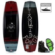PACK WAKEBOARD LIQUID FORCE CLASSIC 2019 + TRANSIT