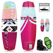 PACK WAKEBOARD LIQUID FORCE JETT 2019 + TRANSIT