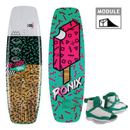PACK WAKEBOARD RONIX SPRING BREAK 2019 + LUXE