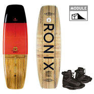 PACK WAKEBOARD RONIX TOP NOTCH 2019 + DIVIDE