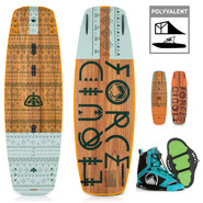PACK WAKEBOARD LIQUID FORCE VAMP 2019 + PLUSH
