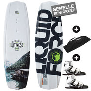 PACK WAKEBOARD LIQUID FORCE WITNESS GRIND + OBRIEN CONNECT 2016