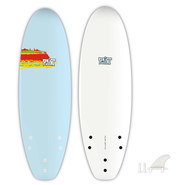 SURF BIC PAINT MINI SHORTBOARD 5.6