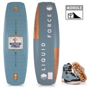PACK WAKEBOARD LIQUID FORCE PEAK 2019 + PEAK