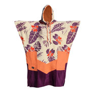 PONCHO ALL-IN V BUMPY EXOTIC PRINT