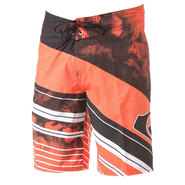 BOARDSHORT QUIKSILVER SPACE INTERSECT 20 ROUGE