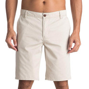 SHORT QUIKSILVER EVERYDAY CHINO LIGHT BLANC
