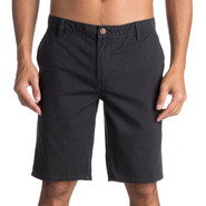 SHORT QUIKSILVER EVERYDAY CHINO LIGHT NOIR