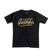 T-SHIRT QUIKSILVER CLASSIC THE DAY AFTER ENFANT NOIR