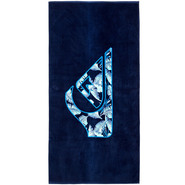 SERVIETTE QUIKSILVER GLITCH NAVY