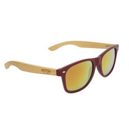 LUNETTES COOL SHOE WOODY ROUGE CRISTAL 2018