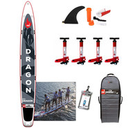 SUP GONFLABLE RED PADDLE DRAGON 2017