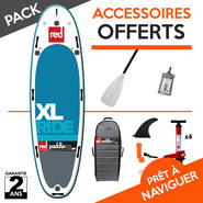 SUP GONFLABLE RED PADDLE RIDE XL 17.0 2018
