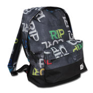 SAC A DOS RIP CURL DOME LETTERING