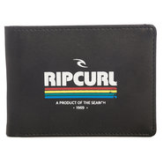 PORTEFEUILLE RIP CURL ALL DAY PRINT NOIR