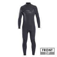 COMBINAISON RIP CURL DAWN PATROL 5/3 CHEST ZIP 2017 NOIRE