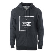 SWEAT RIP CURL BROKEN SQUARE FLEECE NOIR