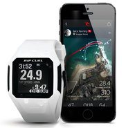 MONTRE RIP CURL SEARCH GPS BLANCHE