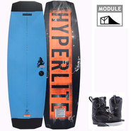 PACK WAKEBOARD HYPERLITE RIPSAW 2019 + TEAM X 2019