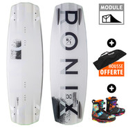 PACK WAKEBOARD RONIX ONE ATR + FRANK 2017