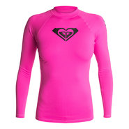 LYCRA ROXY WHOLE HEARTED FEMME LS ROSE