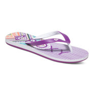 TONGS ROXY TAHITI FEMME PURPLE