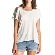 T-SHIRT ROXY FASHION DOLMAN PALM SUNDAYS FEMME
