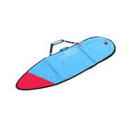 HOUSSE DE SURF SHORTBOARD HOWZIT BLEU ROUGE