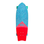 LONGBOARD CRUISER QUIKSILVER NEW WAVE ST RED