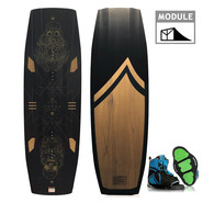 PACK WAKEBOARD LIQUID FORCE VERSE 2019 + INDEX