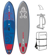 SUP GONFLABLE DELUXE STARBOARD 10.5 2017 WIDE POINT