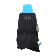 HOUSSE VOITURE ALL IN SEAT COVER NOIR / TURQUOISE