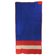 SERVIETTE ALL IN REGULAR TOWEL RED/NAVY