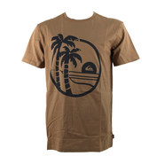 T-SHIRT QUIKSILVER SHD SECRET ELMWOOD