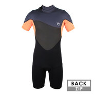 SHORTY RIP CURL OMEGA 1.5 SPRINGSUIT ORANGE