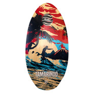 SKIM SLIDZ WOOD 39 TAMARINDO RED BLUE