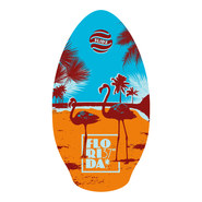 SKIM SLIDZ WOOD 37 FLORIDA ORANGE