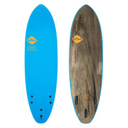 SURF SOFTECH SABRE FCS II 6.0 BLUE
